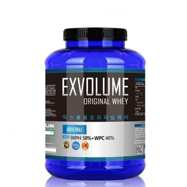 단백질 보충제 오리지널 웨이 2.27KG 타우린 비타민