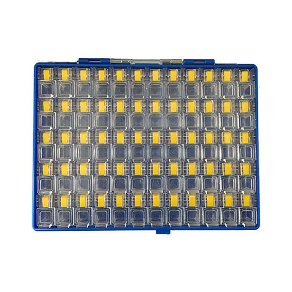 SMD칩박스 파일케이스 부품케이스 CA303-1