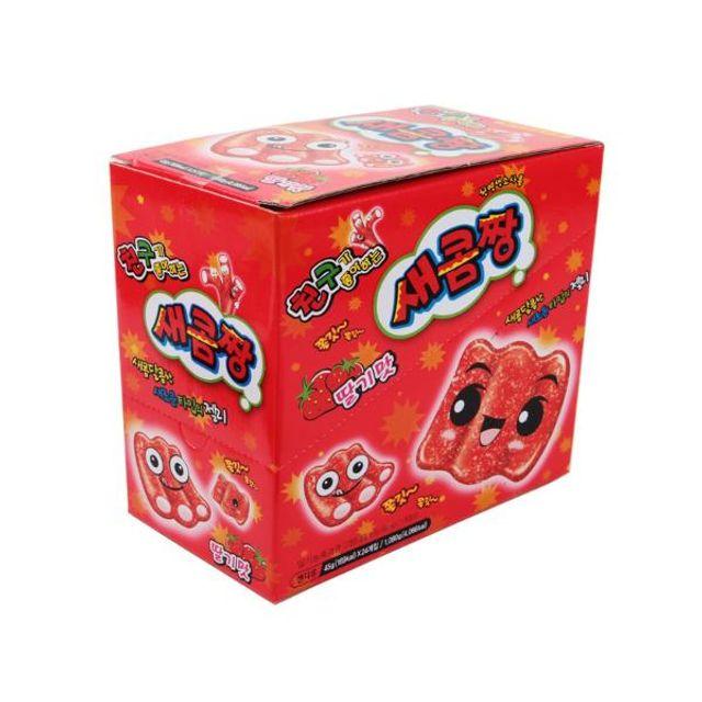 새콤짱 딸기맛(45gx24EA)