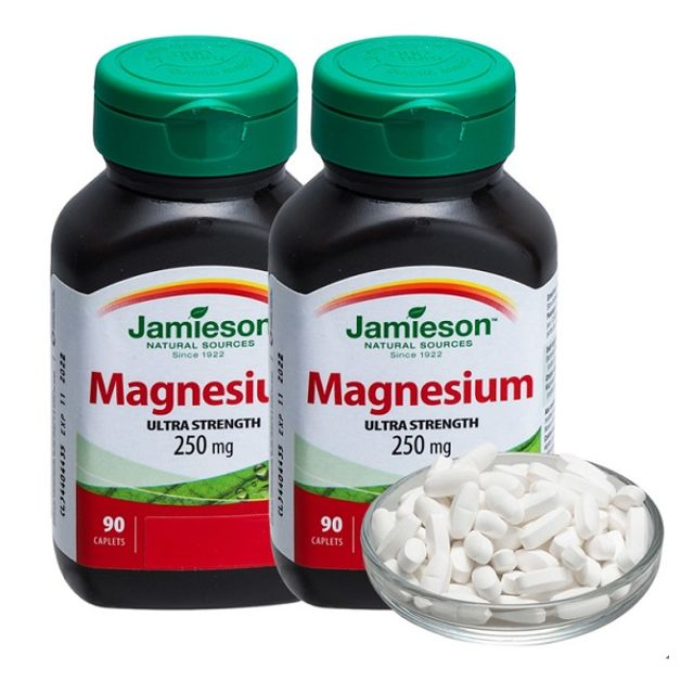 co 자미에슨 마그네슘 824mg x 90정 x 2병 영양제