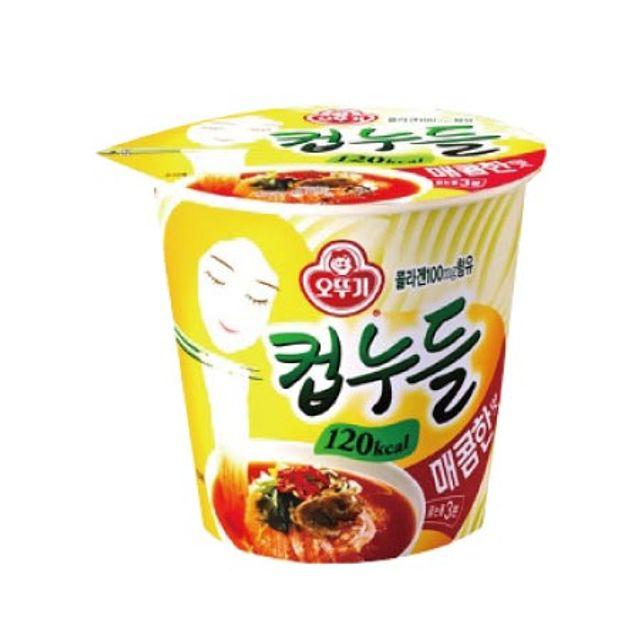 오뚜기 컵누들매콤한맛 15개 BOX