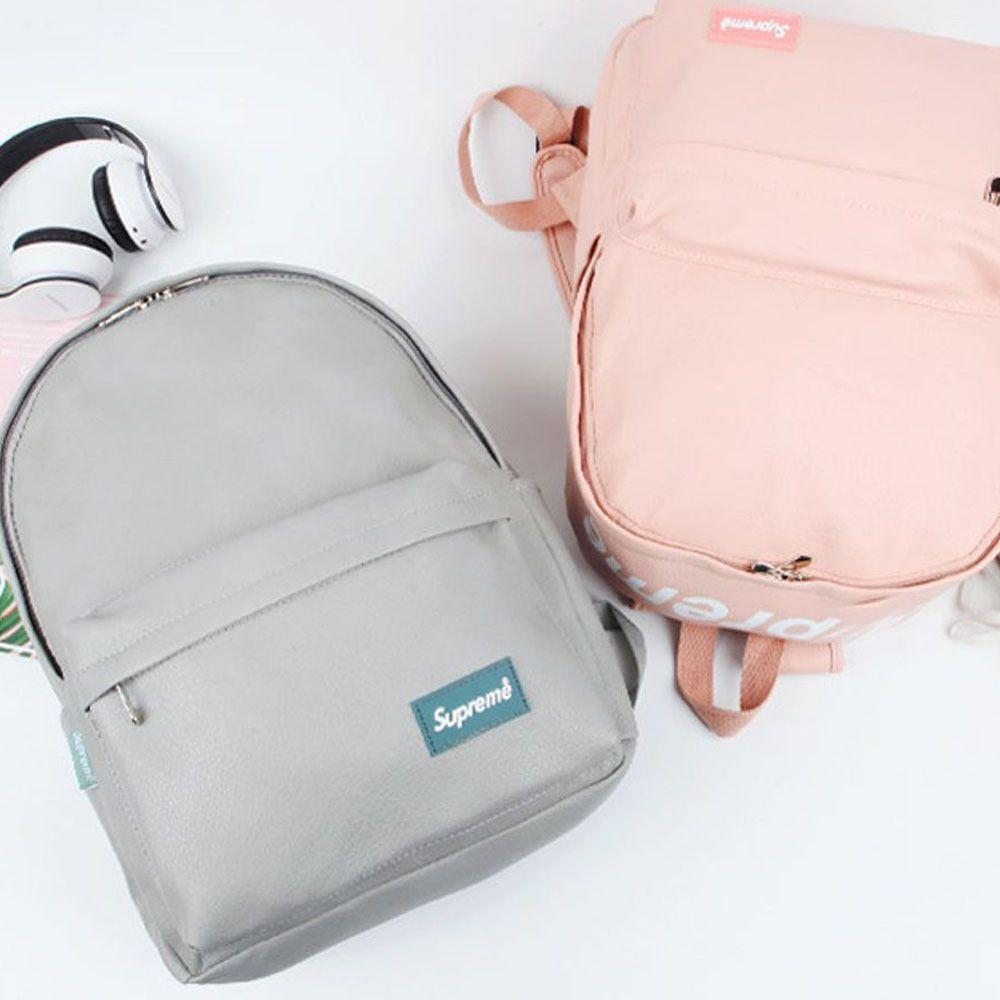 패션 학생 백팩 데일리 책가방 인기 고급 노트북 가방
