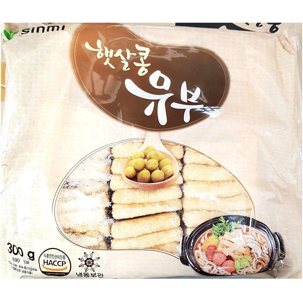 업소용 식당 음식점 식자재 맛집 재료 신미 유부 300g