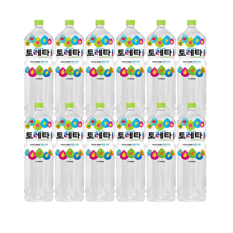 토레타 1.5L 12개 이온음료 음료수