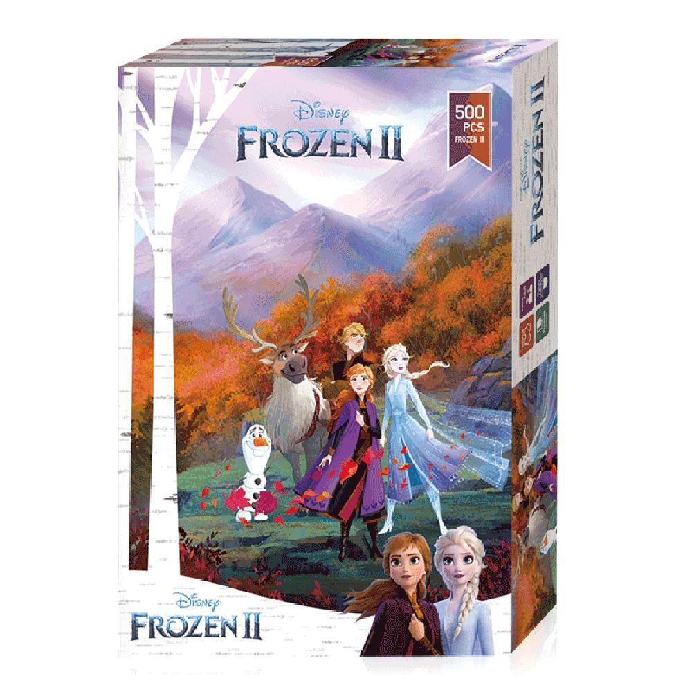 겨울왕국2 가을풍경 직소퍼즐 500조각