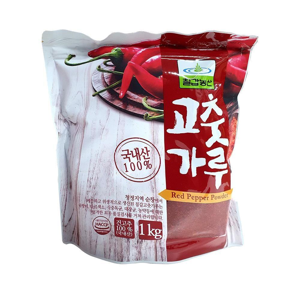 OF059 칠갑 고춧가루 1kg