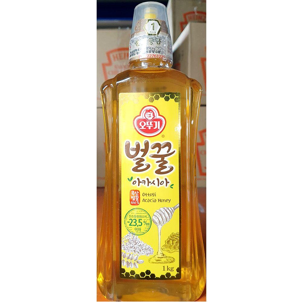 아카시아 벌꿀 오뚜기 1kg 국산 꿀 업소 식당 업소용