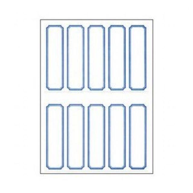 견출지/일반 인덱스표제용라벨/1860 갑/20팩