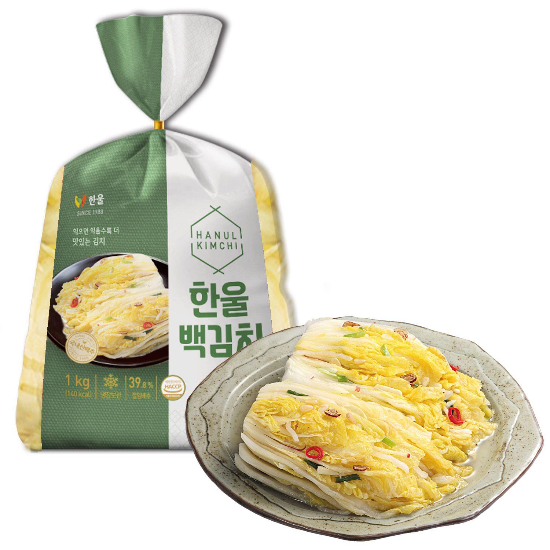 한울 백김치 1kg