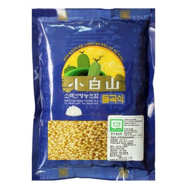 (유기-농)찰기장-1kg