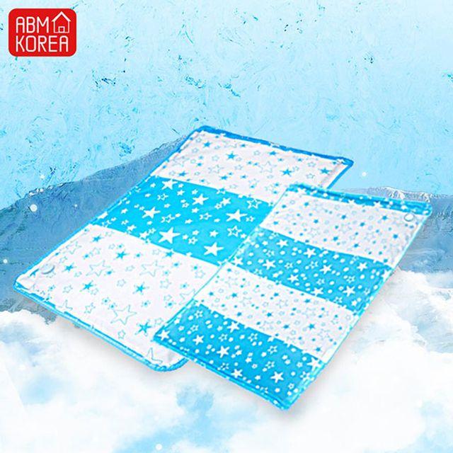 냉수 쿨매트 싱글 침대 방바닥 마룻바닥 워터매트