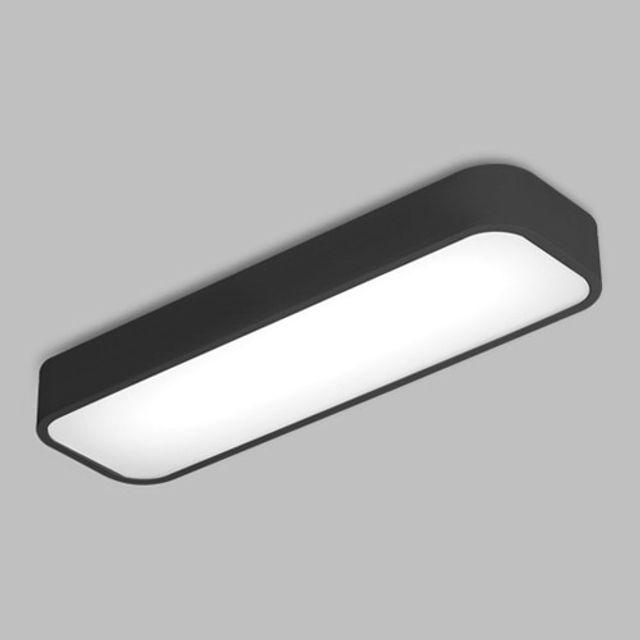 한승/LED/무타공/시스템/욕실등 25W/블랙/54890