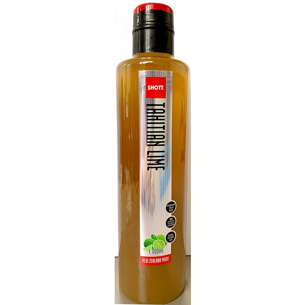 업소용 카페 주스 식자재 원료 재료 타히시안 라임 1L