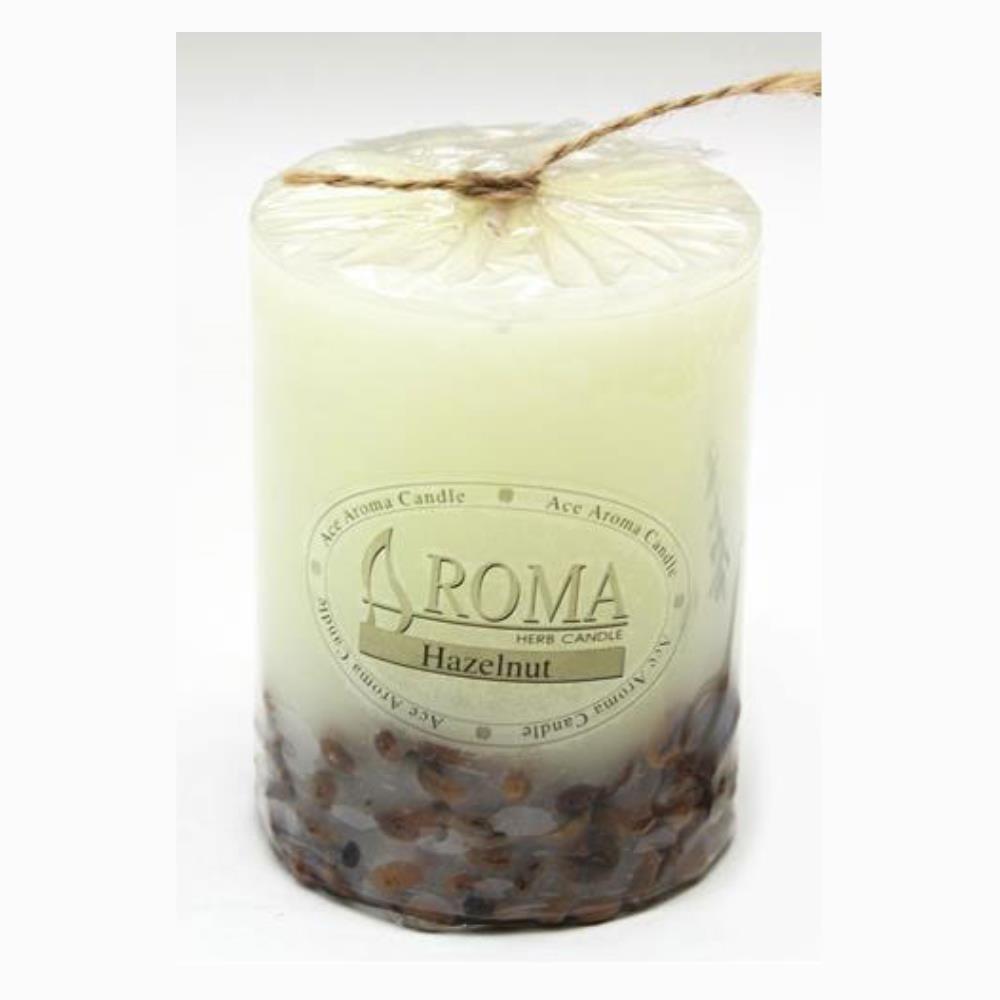 인테리어소품 아로마향초 원형 커피향 향초 소 7.5X10cm 방향제 캔들 인테리어