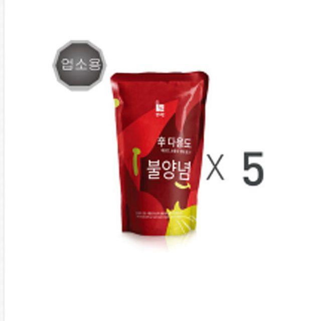 불양념 닭도리탕용 1.6kgx5ea