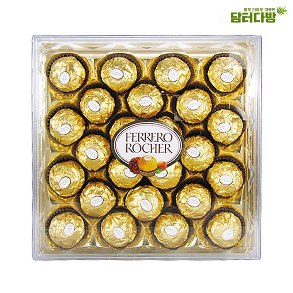페레로로쉐 T24 다이아몬드 / 선물용초콜릿