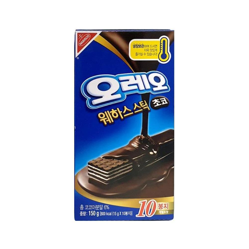 오레오 웨하스스틱 10개입 맛선택 어린이간식