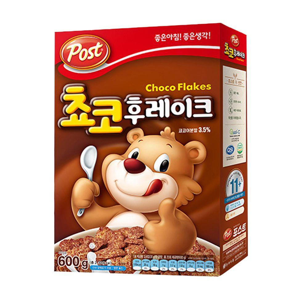 쵸코후레이크 600g 씨리얼 코코아맛/ 초코과자