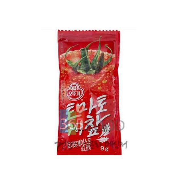 오뚜기 토마토 케찹 (일회용) (9g 100개입)