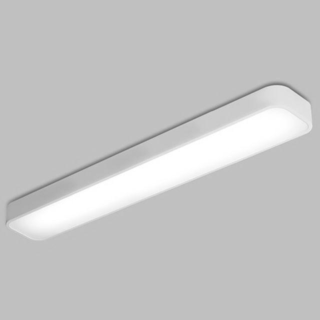 한승/LED/무타공/시스템/주방등 50W/화이트/54897