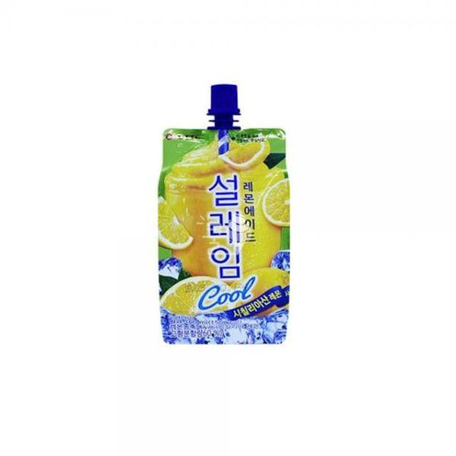 GnJ 레몬에이드24입 얼음과자 콘 쭈쭈바 아이스바