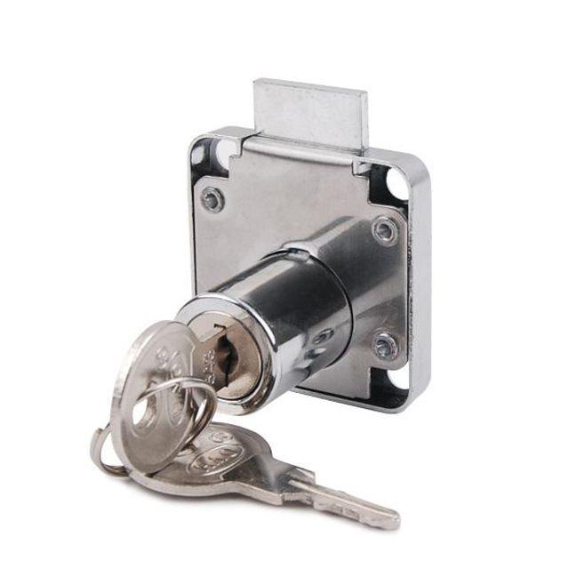책장잠금장치 잠금장치 사각장키 19파이 CB 키 열쇠 장롱잠금장치 자물쇠