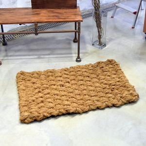 아이티알,NL 러프마대 멍석매트 현관발판 100x60cm