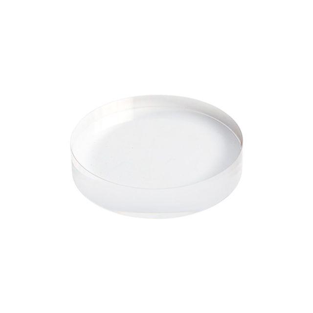 아크릴 원형 진열대 보석 액세서리 장식 디피용 진열