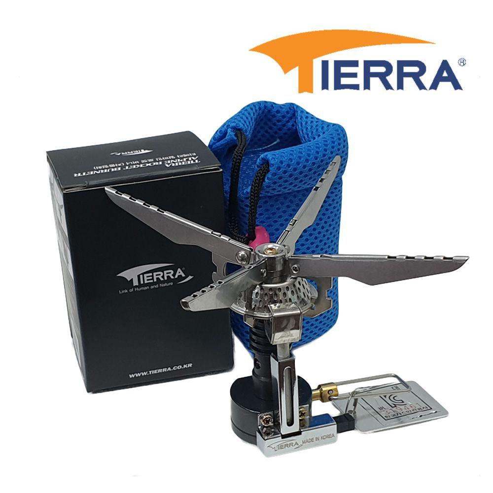 티에라0402 알파인 초경량 포켓 캠핑버너