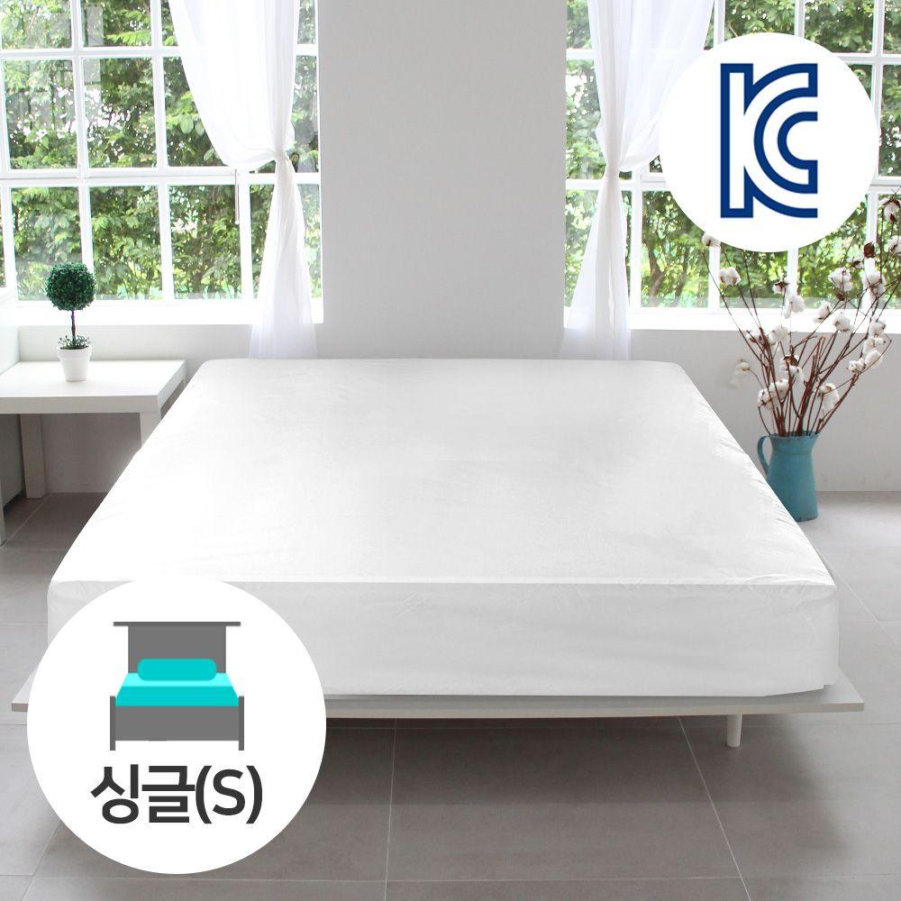 방수 매트리스커버_싱글/매트커버 항균 침대 시트패드
