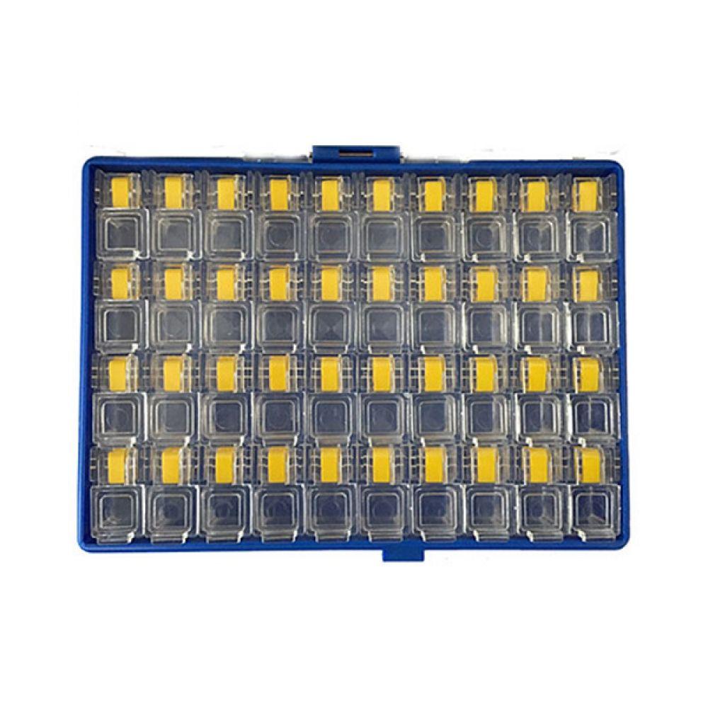 SMD칩박스 파일케이스 부품케이스 CA302-1