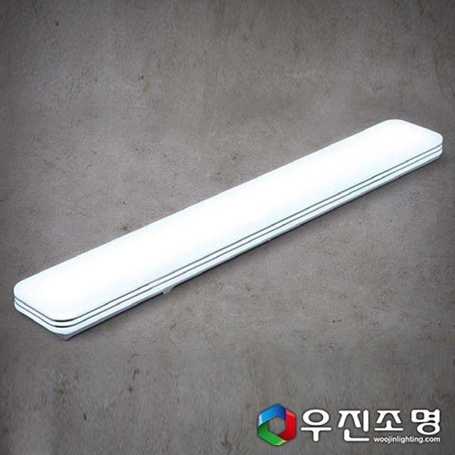 우진조명_ LED 시스템 사각 주방등 60W