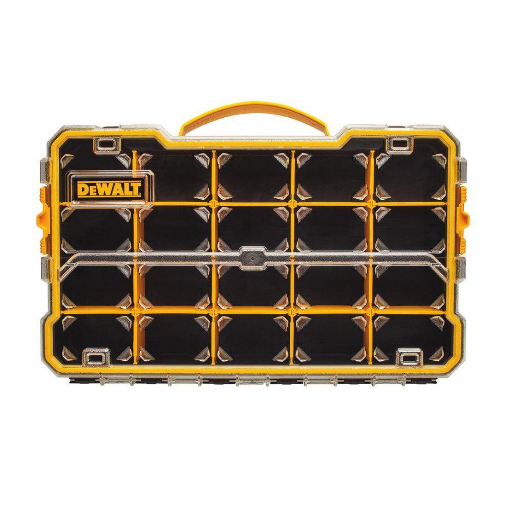 디월트 프로오리지널 20칸 컴퍼넌트 부품함 DWST14830 1.4kg