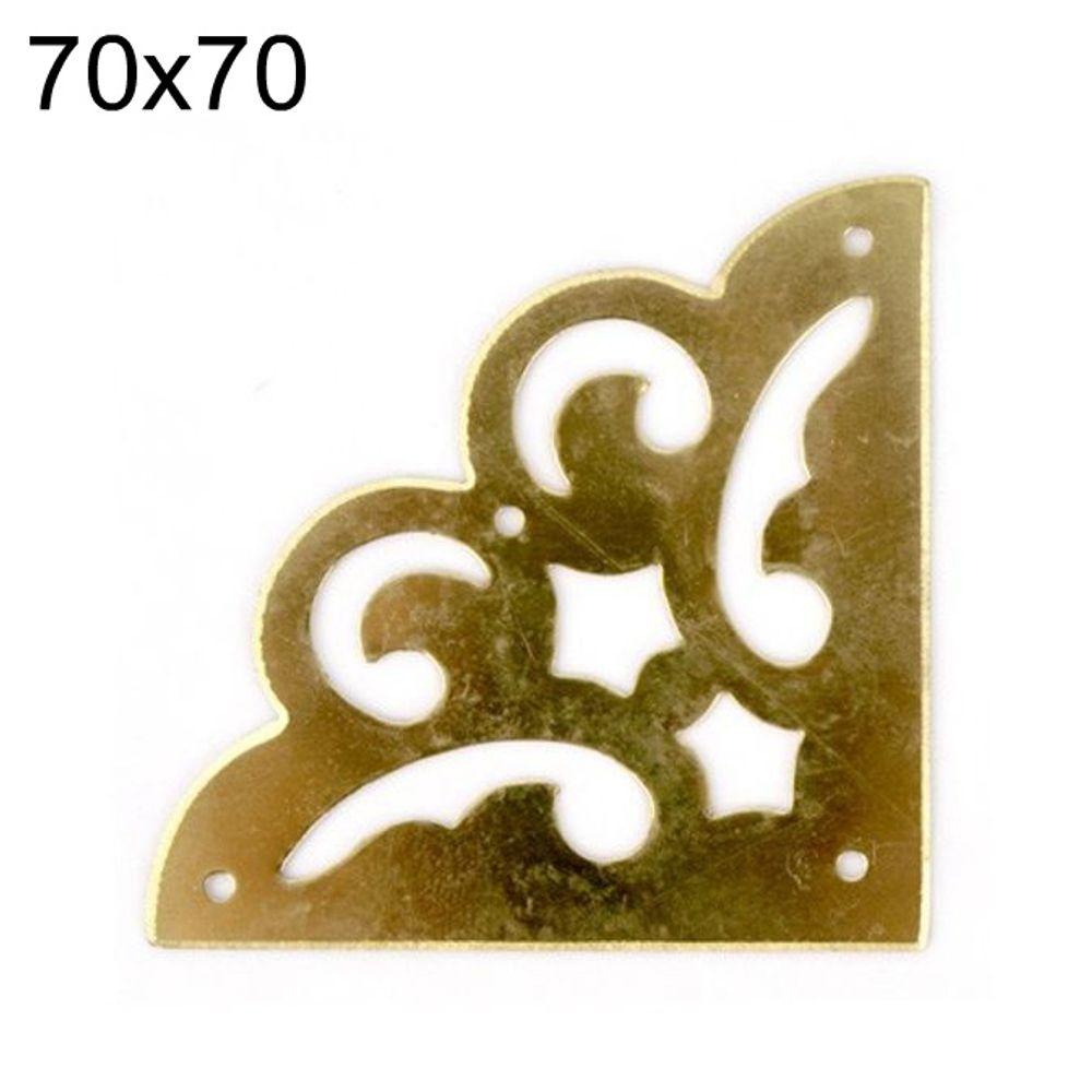 귓쇠 반닫이 8-24(70x70) 귀잡이 코너장식