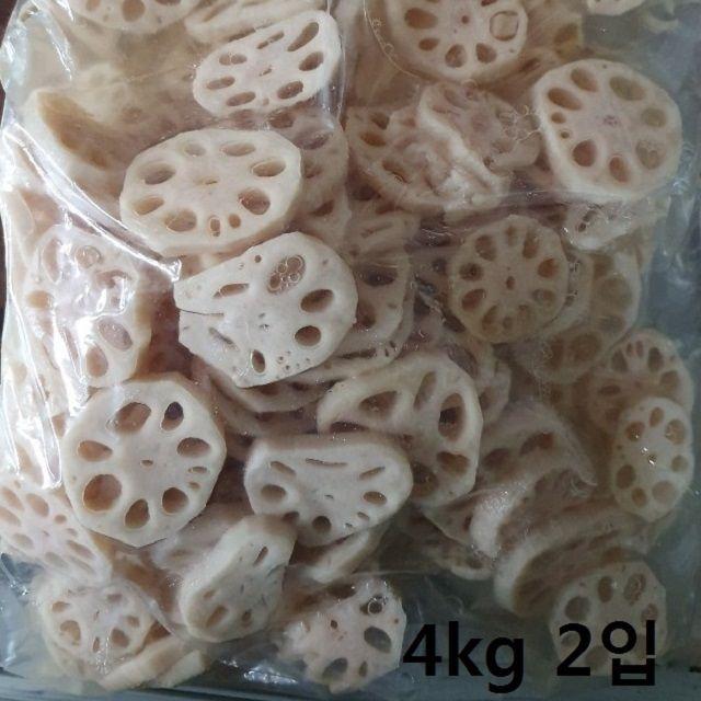 절임 생염장연근 8kg