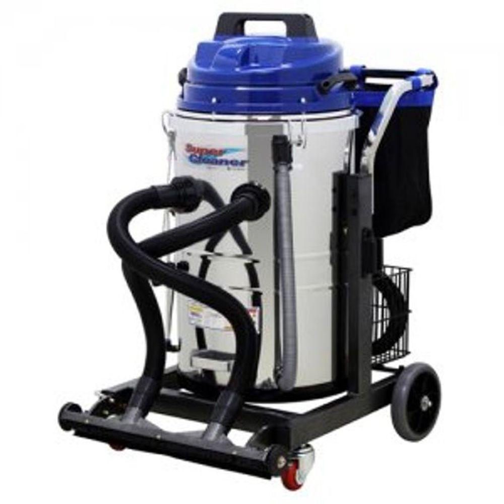 공업용 습식 청소기 104L 산업용 업소용 청소 도구