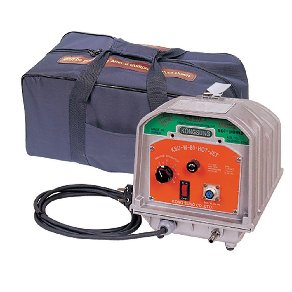 (공성 기계) 합성수지 열풍 PVC용접기_W80-HOT-JE..