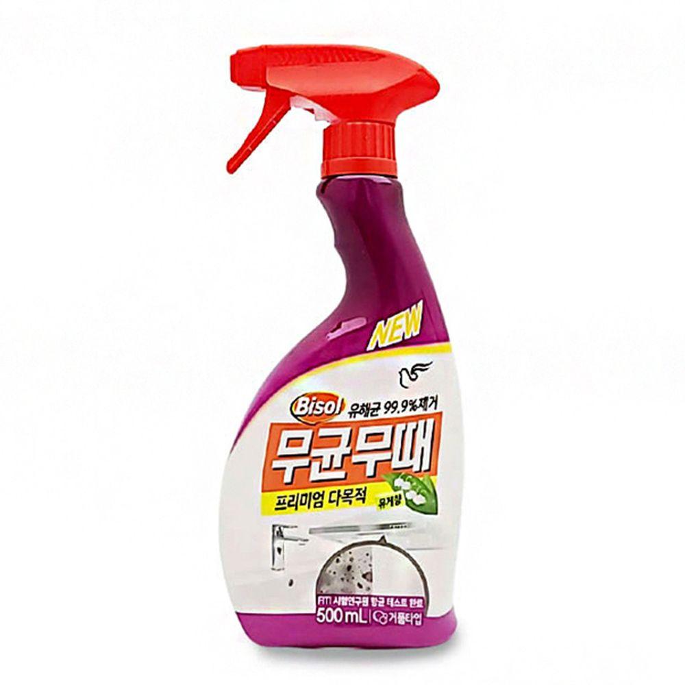 무균 무때 주방 욕실 화장실 바닥 청소 다용도 세정제
