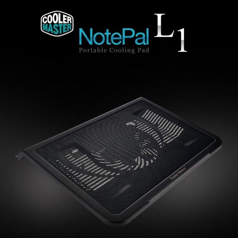 랩탑List NotePal L1 노트북 쿨링 패드