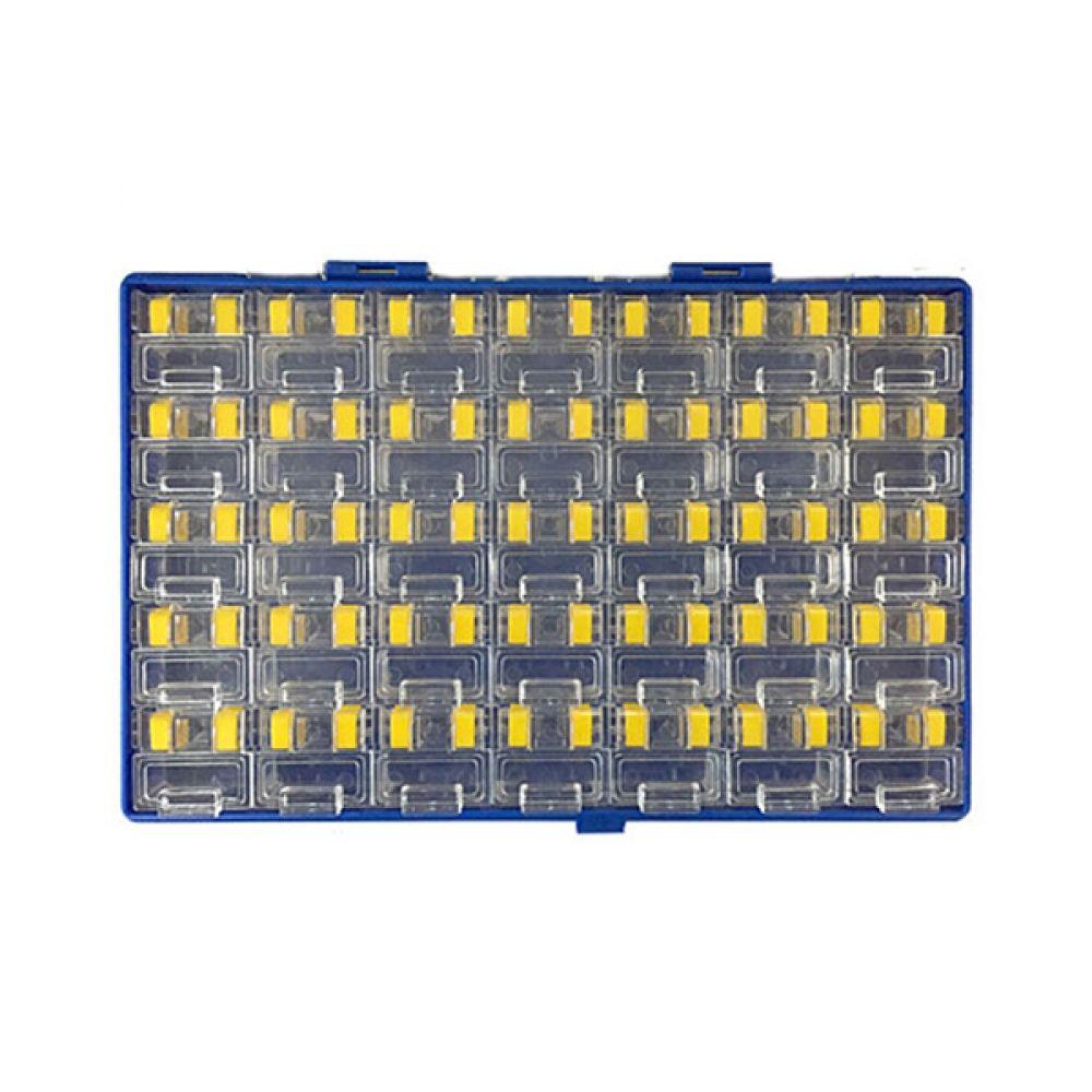 SMD칩박스 파일케이스 부품케이스 CA304-2
