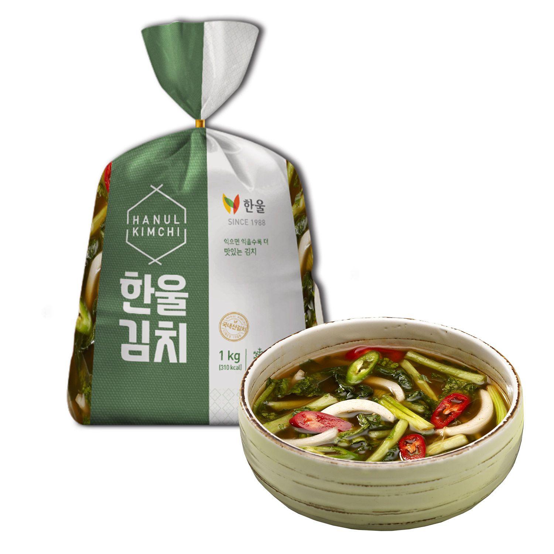 한울 열무물 김치 3kg