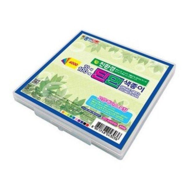 W676279 색종이 종이놀이 창의놀이 케이스단면색종이 종이접기
