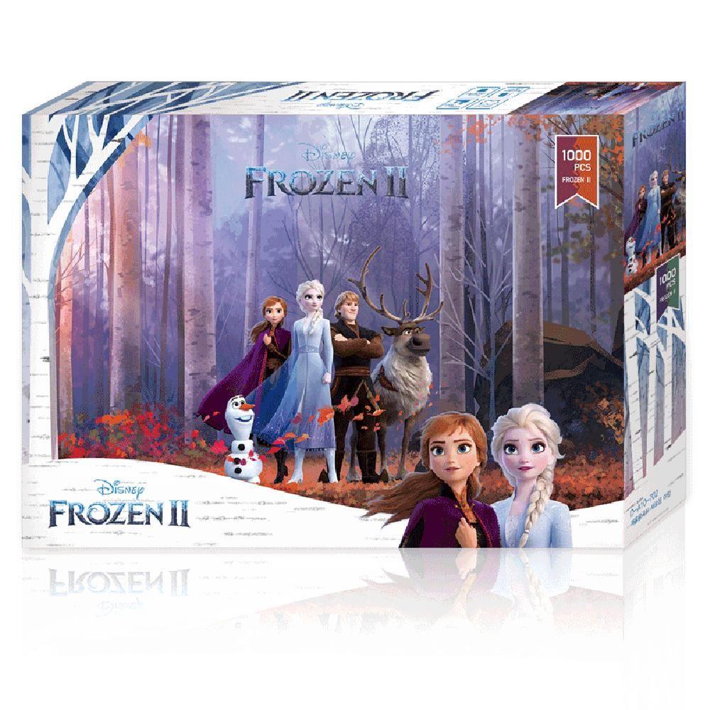 겨울왕국2 새로운 여행 직소퍼즐 1000조각
