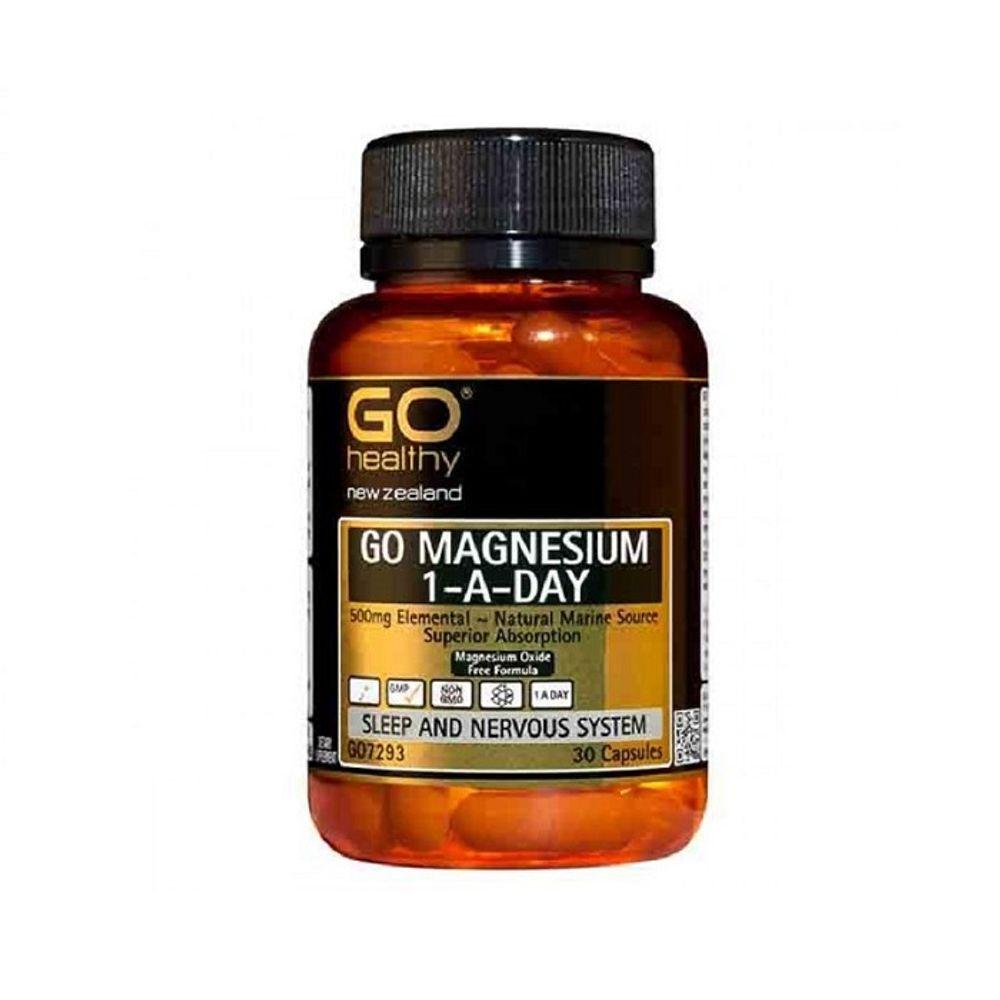 뉴질랜드 고헬씨 마그네슘 1-A Day 30캡슐