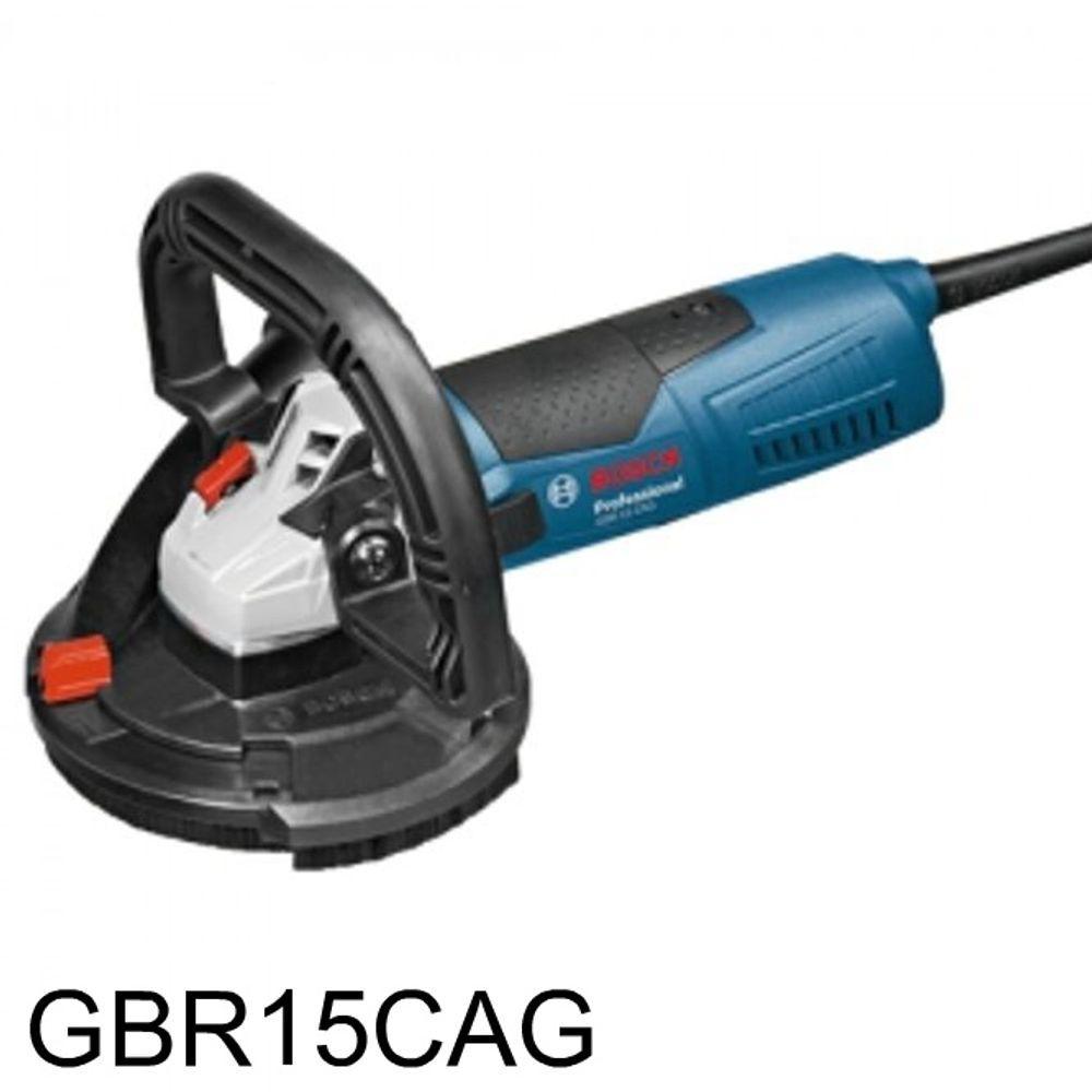 BOSCH 콘크리트 그라인더 GBR15CAG (5in) 그라인더