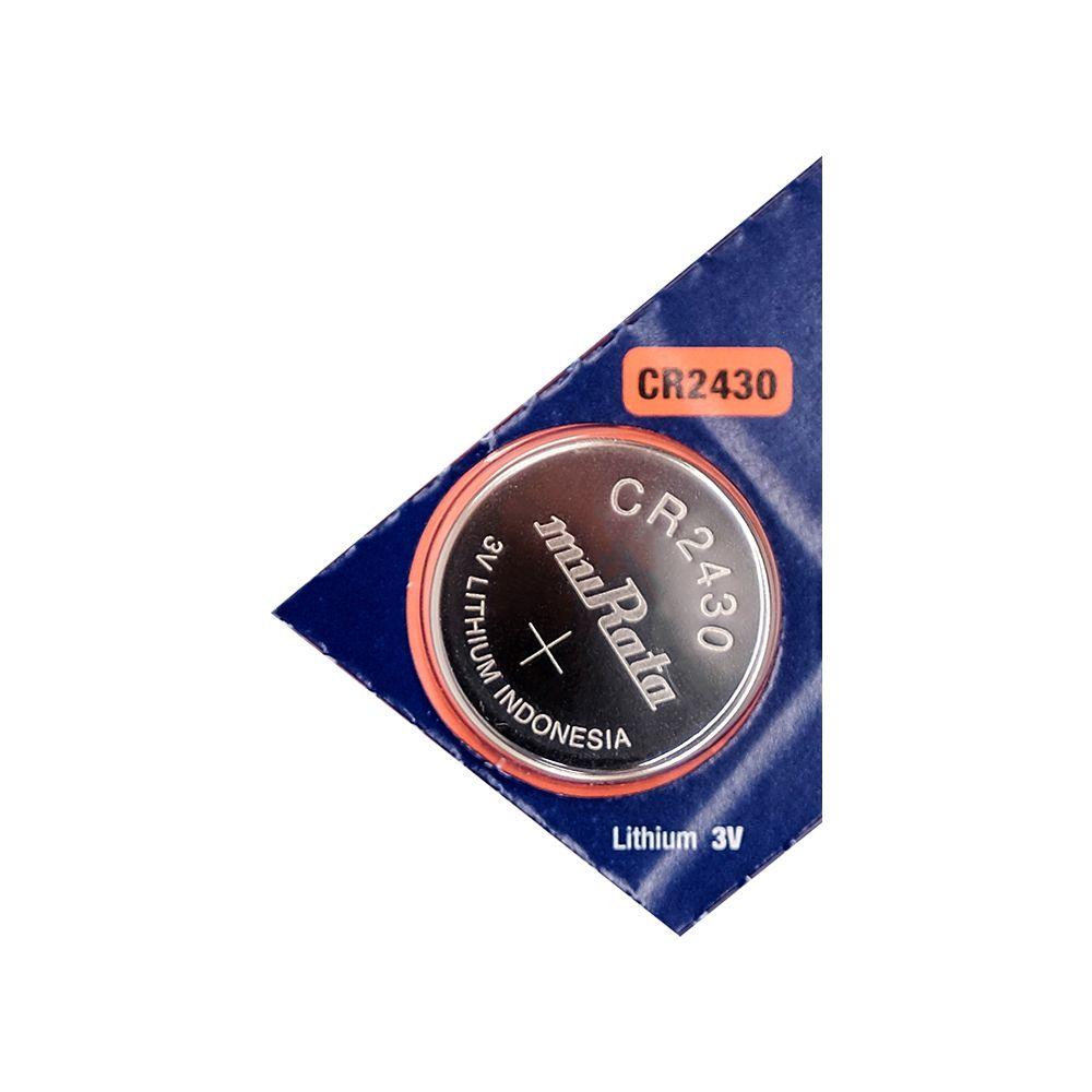 무라타 CR2430(1알) 리튬건전지 3V코인전지