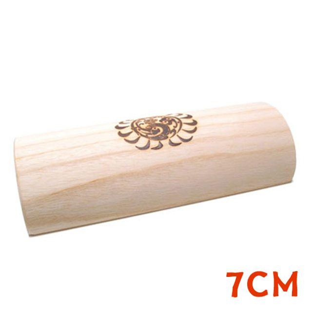 국내산 오동나무베개 고급형 7.0cm 목베게 원목베게