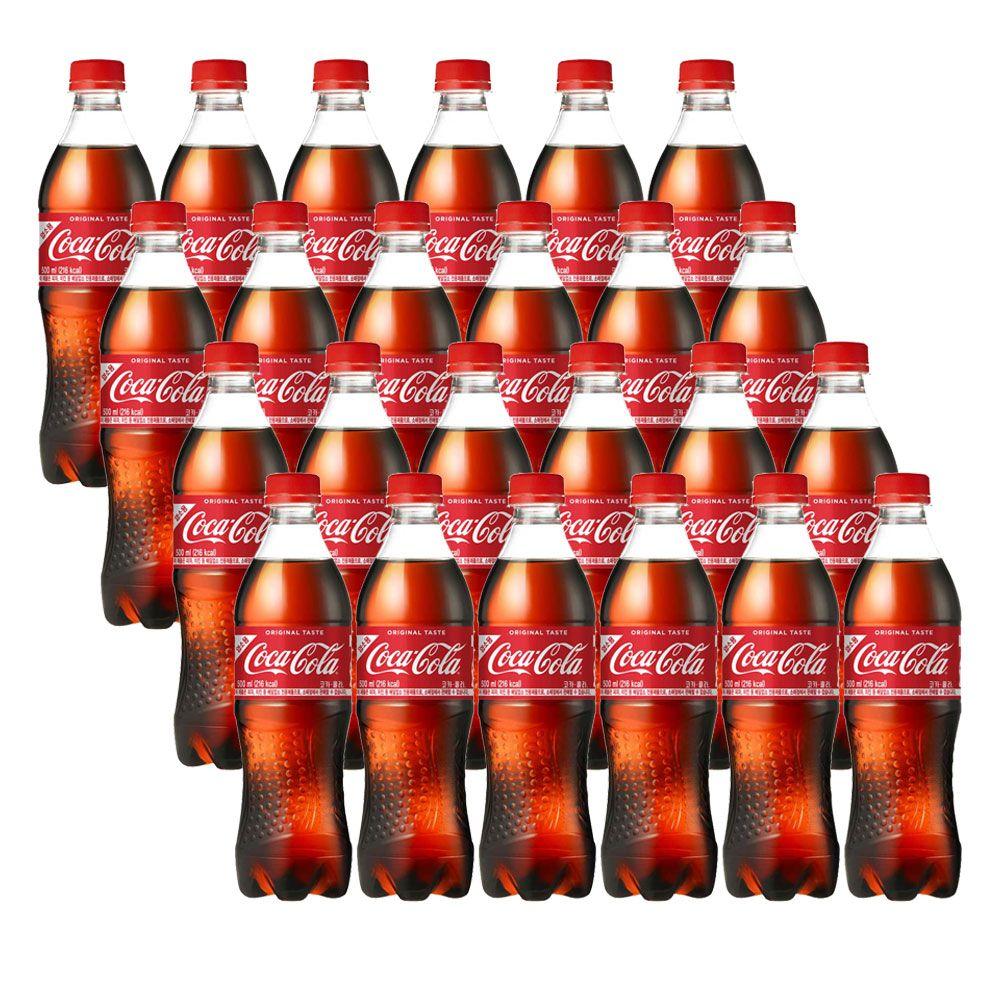 코카콜라 500ml 24개 업소용 탄산음료
