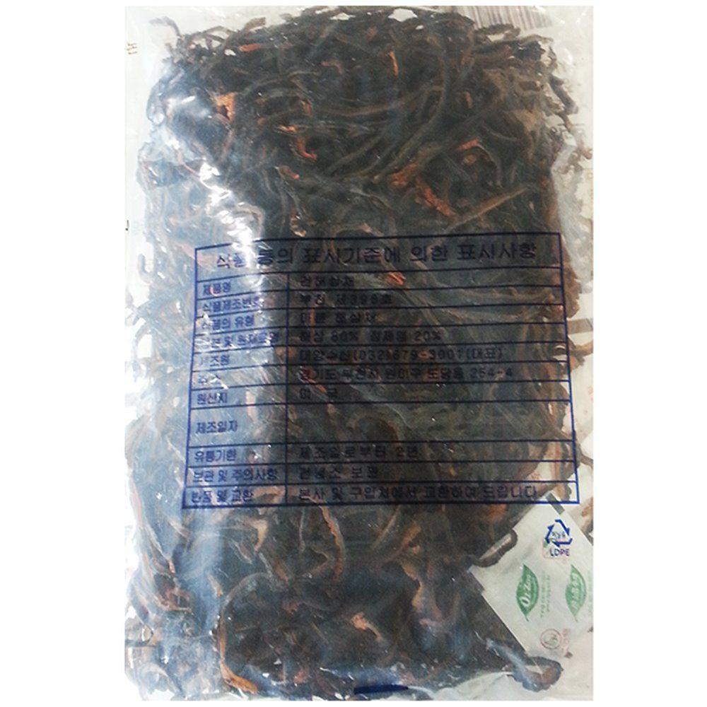 업소용 샘표 식품 건해삼 채 미국 600g x3 실온보관
