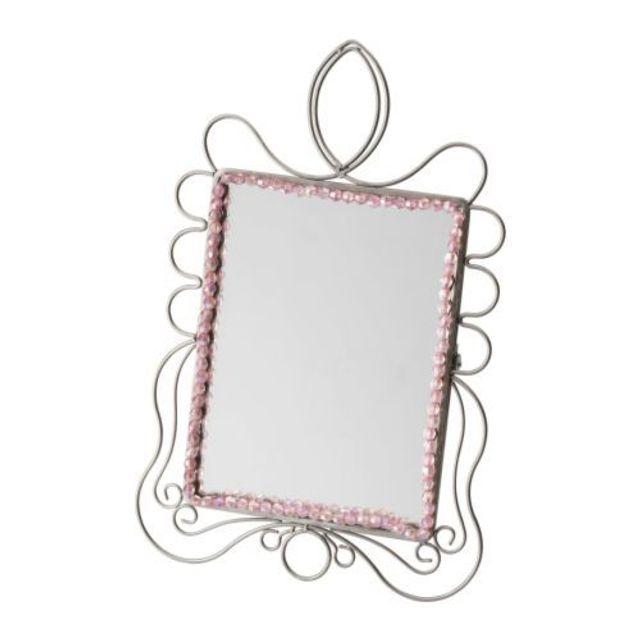 이케아 VANNA 탁상 거울 인테리어거울 12x15